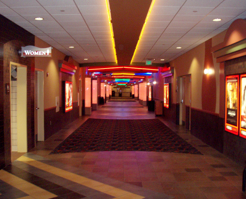 Regal Cinemas Westchester Commons 16 Movie Theater | Creative