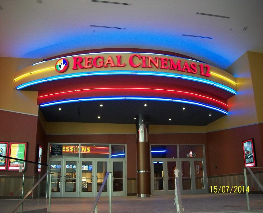 Regal Springfield Town Center 12 Creative Electrical