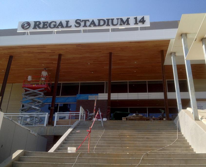 Regal Stonefield Stadium 14 Plus Imax Movie Theater