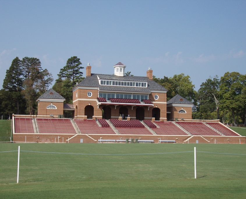 Hampden Sydney College Football Stadium Creative